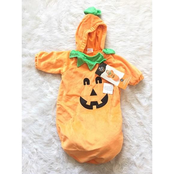 175b8cb8b Costumes | Nwt Infant Pumpkin Plush Costume 06 Months | Poshmark